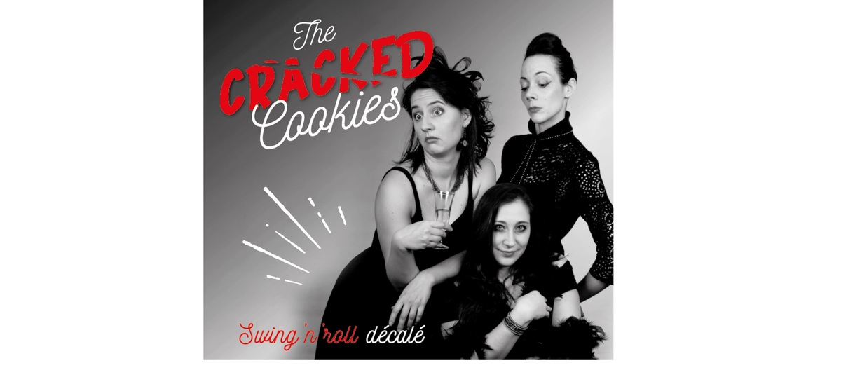 The Cracked Cookies