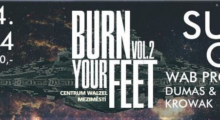Burn your feet vol.2